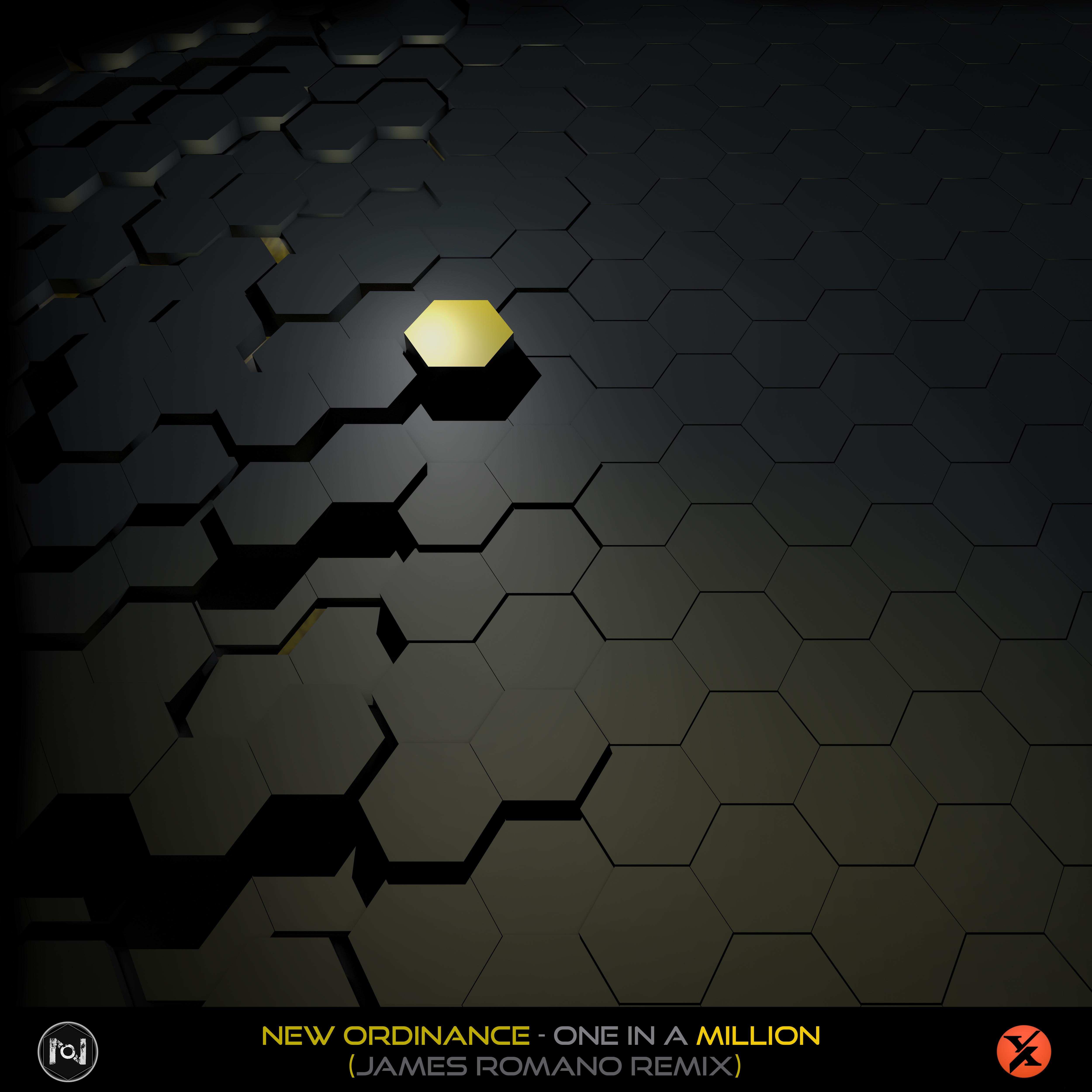 New Ordinance - One In A Million (James Romano Remix)