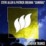Steve Allen & Patrick Dreama - Samurai (Extended Mix) 350x350