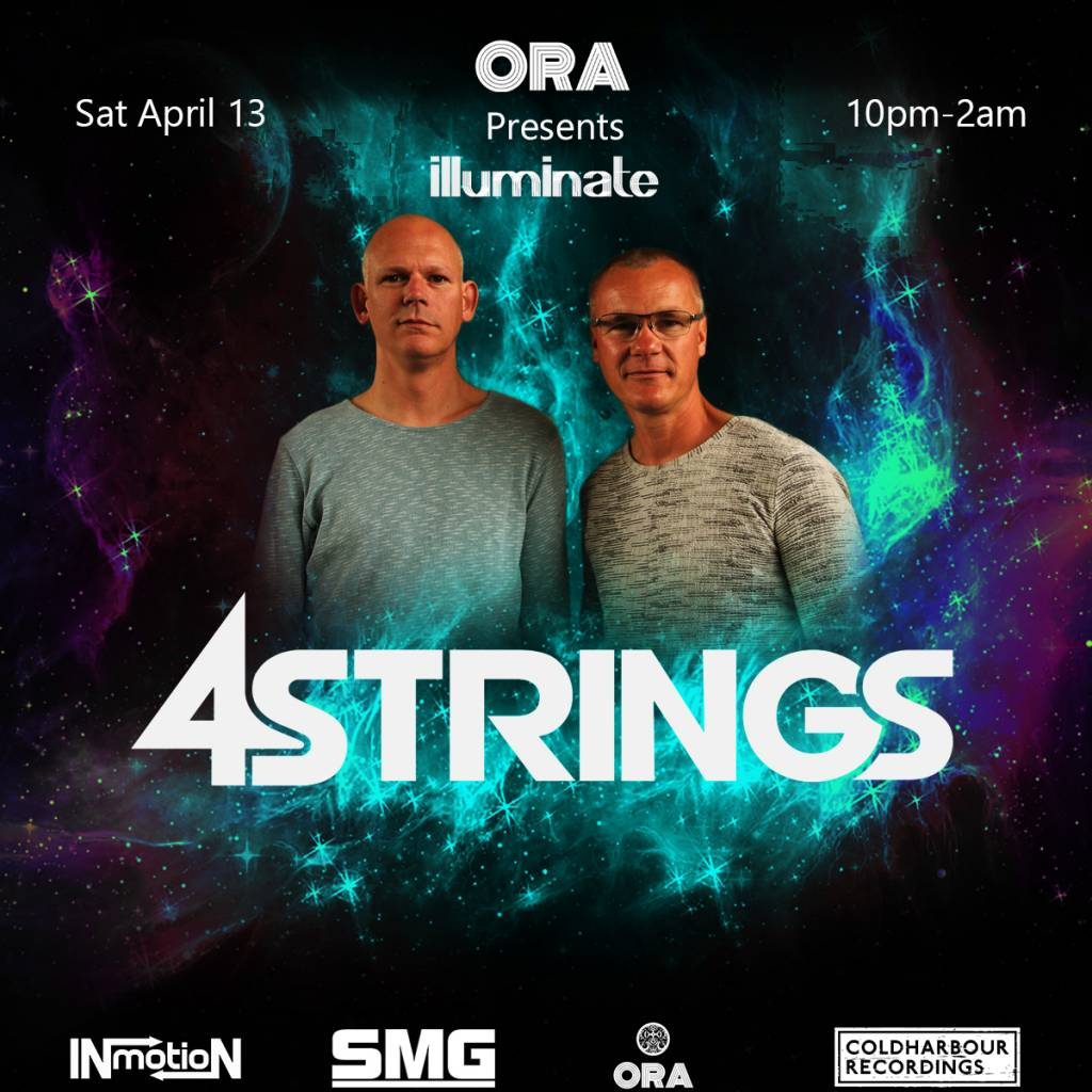 4Strings At Ora Square